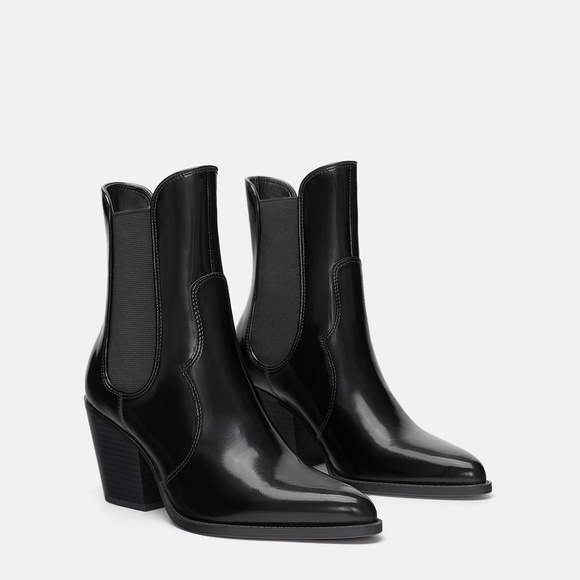 c33c41615 M_5c59bfe703087cf7037d8d19. Other Shoes you may like. Zara Black Pointed Toe  ...